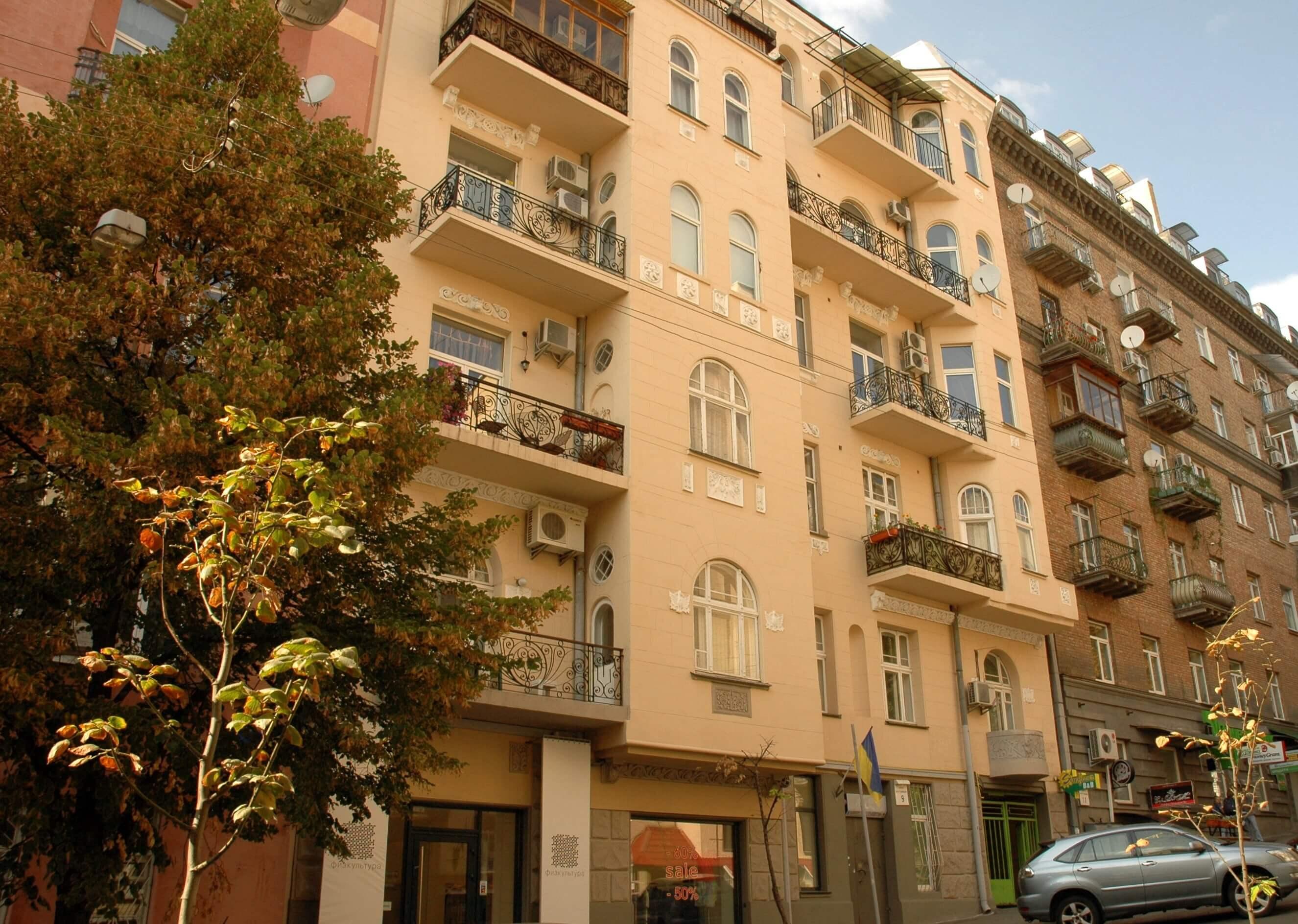 Profitable house on Kostelna Street, 9