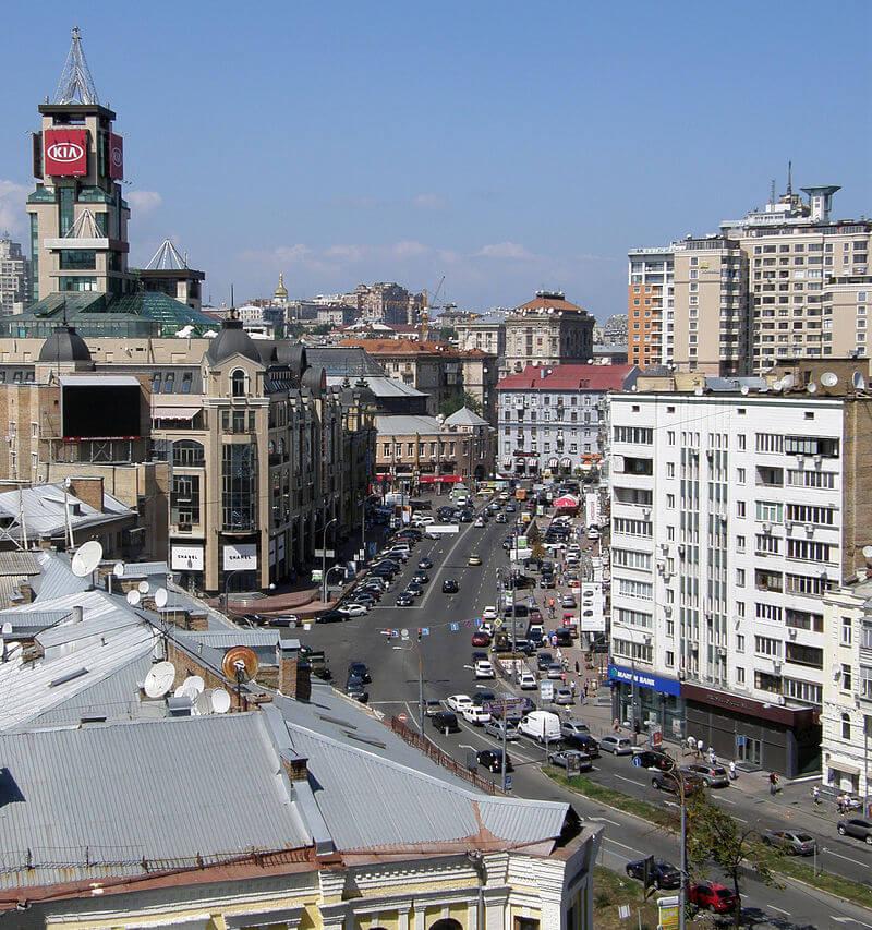 Basseyna Street