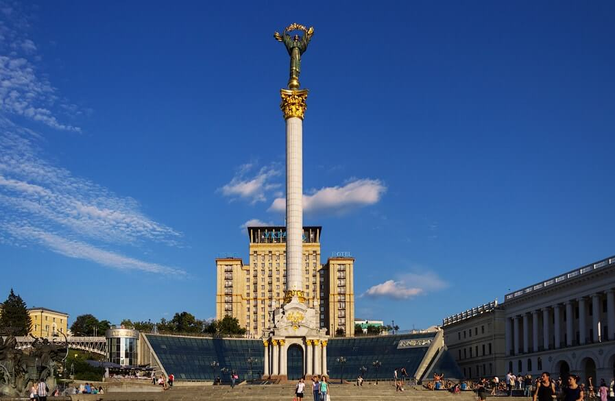 The Monument of Independence