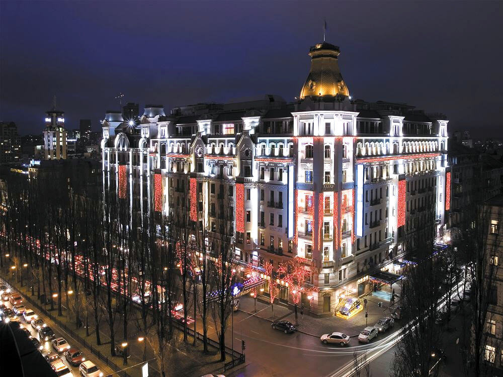 The Premier Palace Hotel