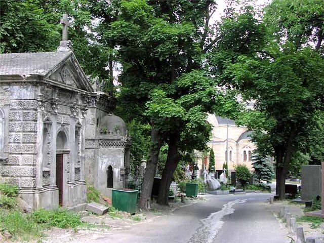 Schekavitsky cemetery