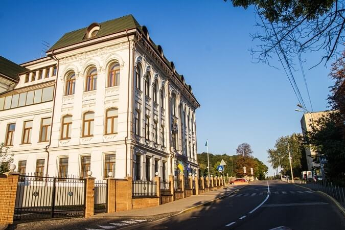 Lukyanovska Street