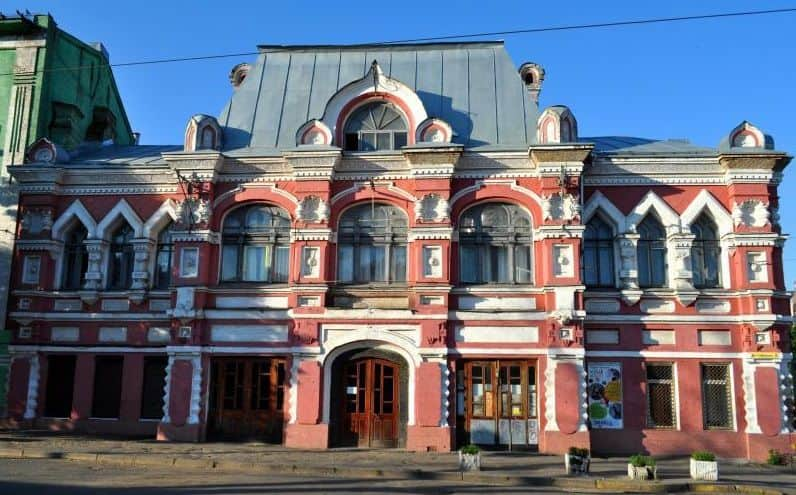 Lukyanovsky community hall