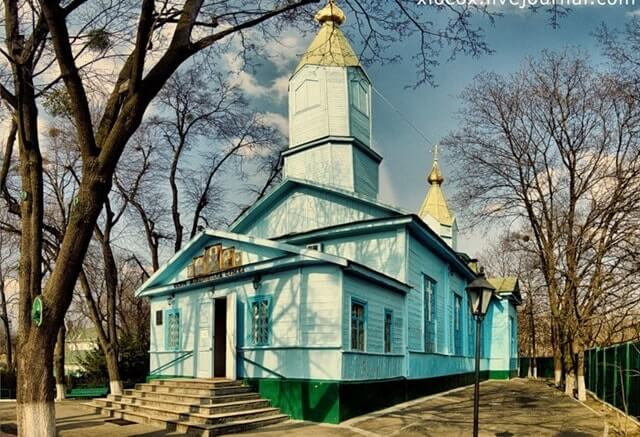 St. Macarius Church