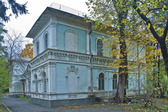Khrushchev's cottage