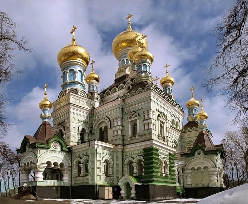 Svyato-Pokrovsky Convent