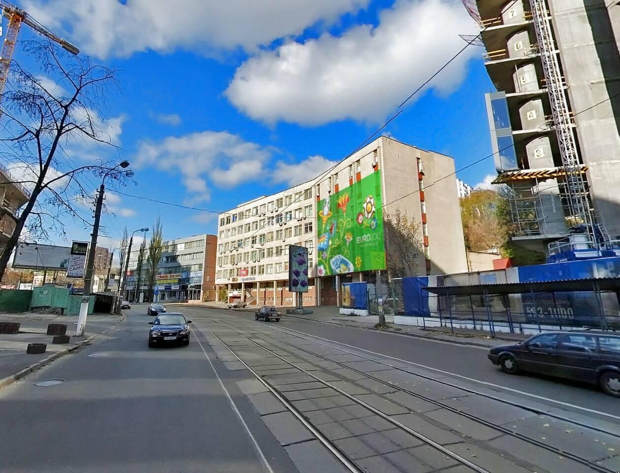 Glubochitska Street
