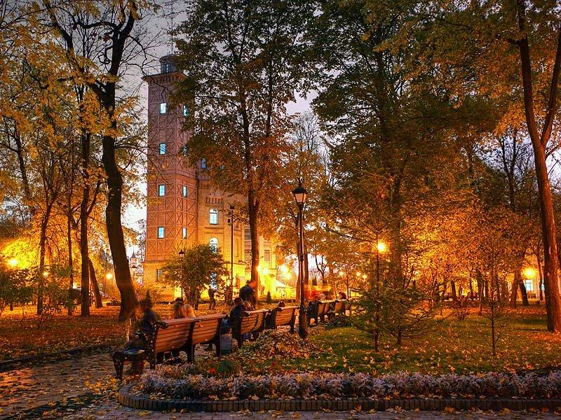 Khreshchaty Park