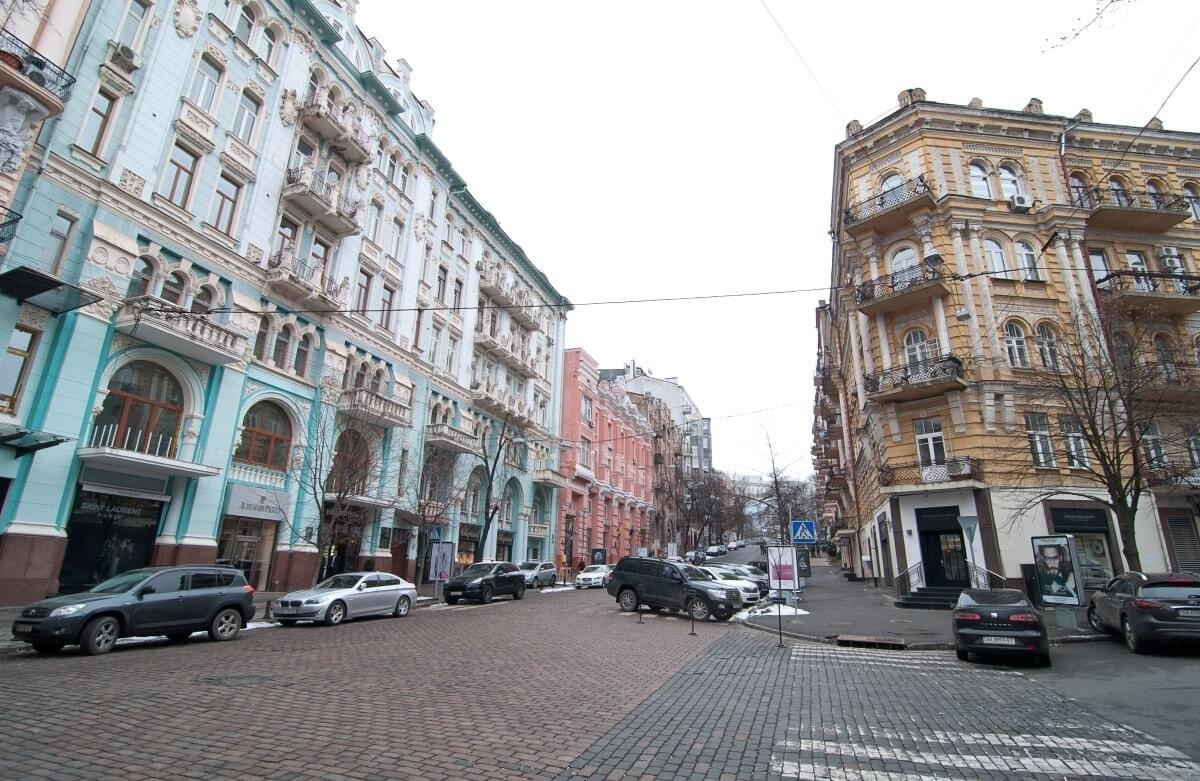 Gorodetskogo Street