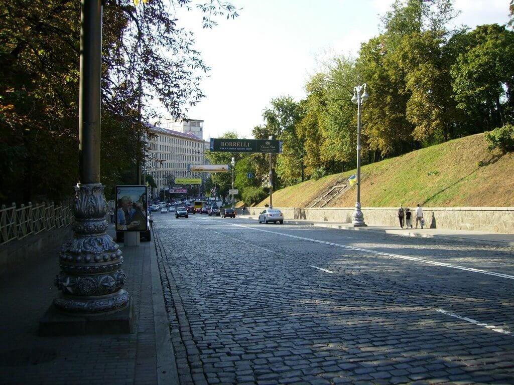 Grushevskogo Street