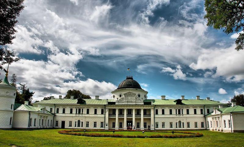 Национальный историко-культурный заповедник Качановка