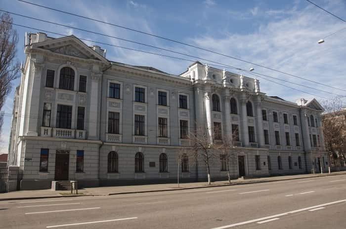 Mariinsky community house