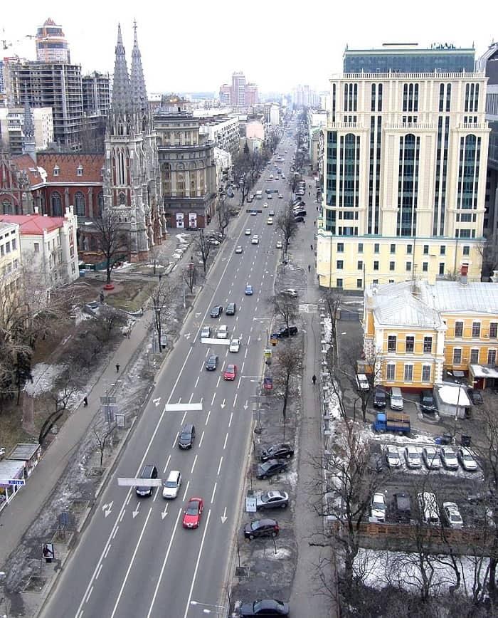 Velyka Vasylkivska Street