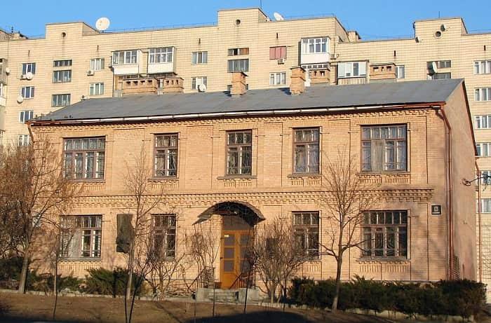 House-Museum of Maria Zankovetska
