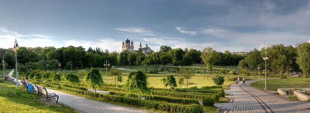 The Feofania (Theophany) park