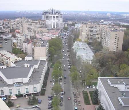 Omelyanovicha-Pavlenko Str