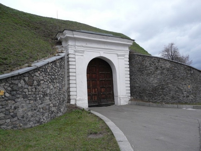 Upper Moscow Gates