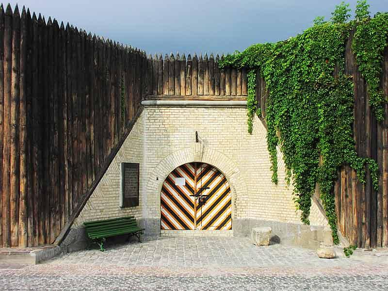 музей тюрьмы Косой капонир