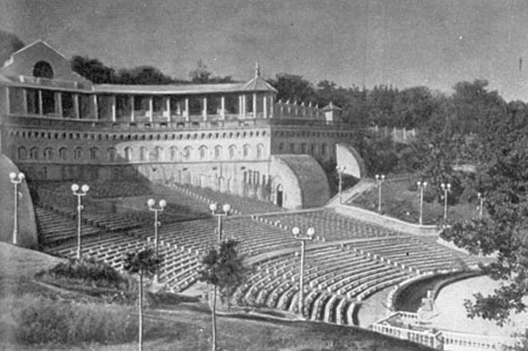The Green Theater