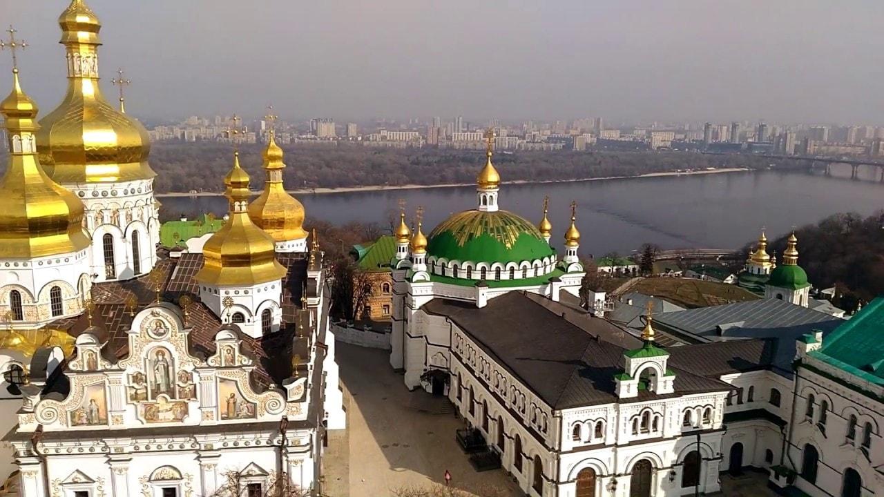 Pecherska bell-tower