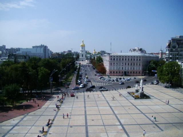 Mykhailivska bell-tower