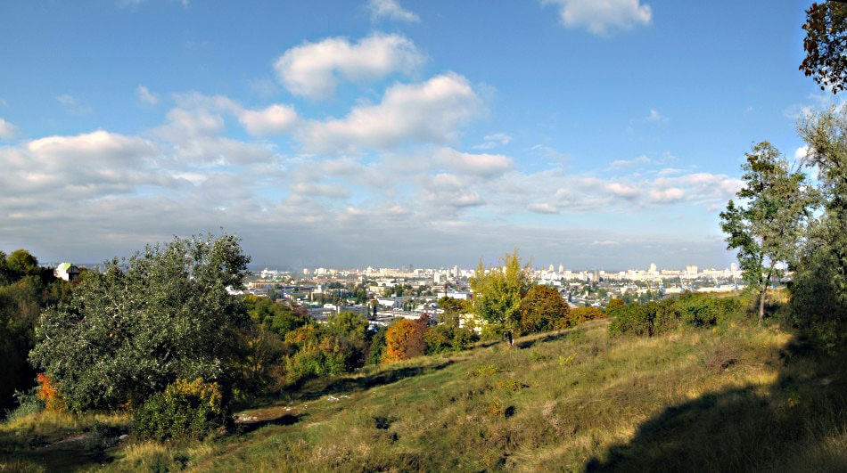 Yurkovitsa mountain view