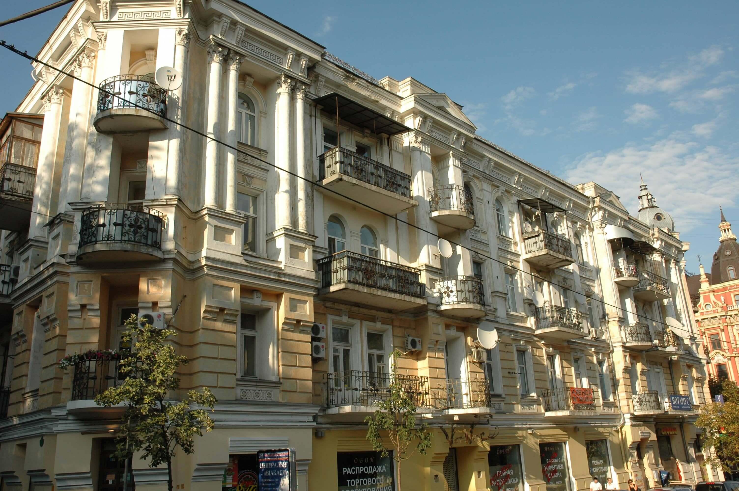 40/2, Volodymyrska Str. – the profitable house of Mikhailov