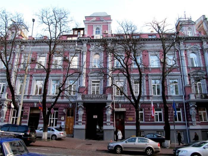 45, Volodymyrska Str. – or the profitable house of Vladimir Kachalyi