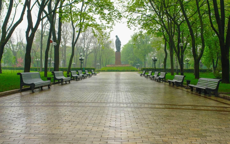 The Shevchenko Park