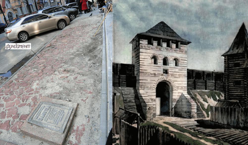 St. Sophia's Gates – Khan Batu's Gates