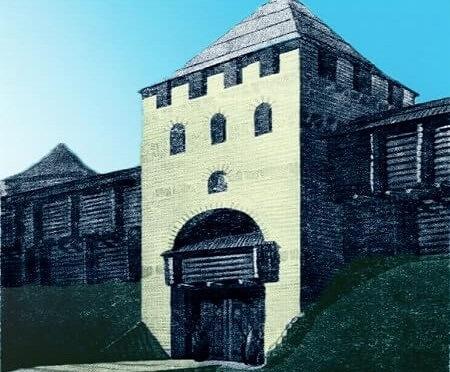 The Lviv Gates