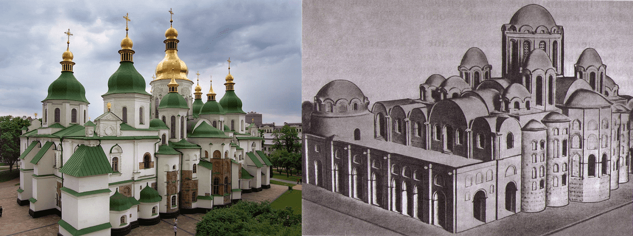 The St. Sophia's Cathedral
