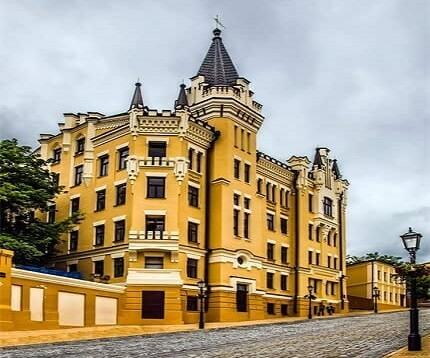 The Richard's Castle