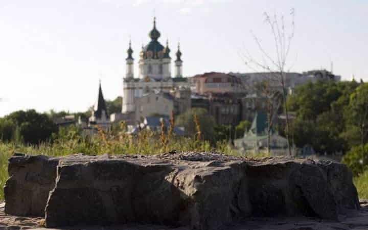 The Sleeper Mountain or Vozdykhatelnitsa