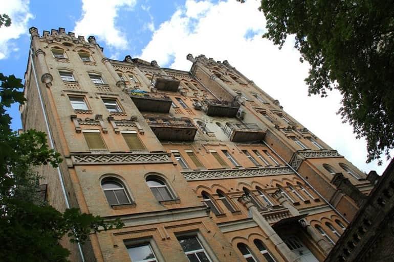 Lapynskyi Profitable House