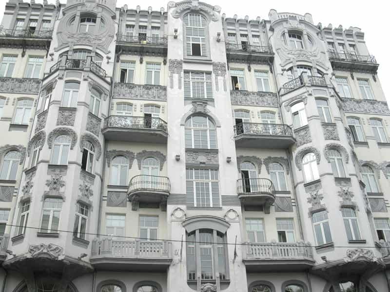 Rodzianko Profitable houses