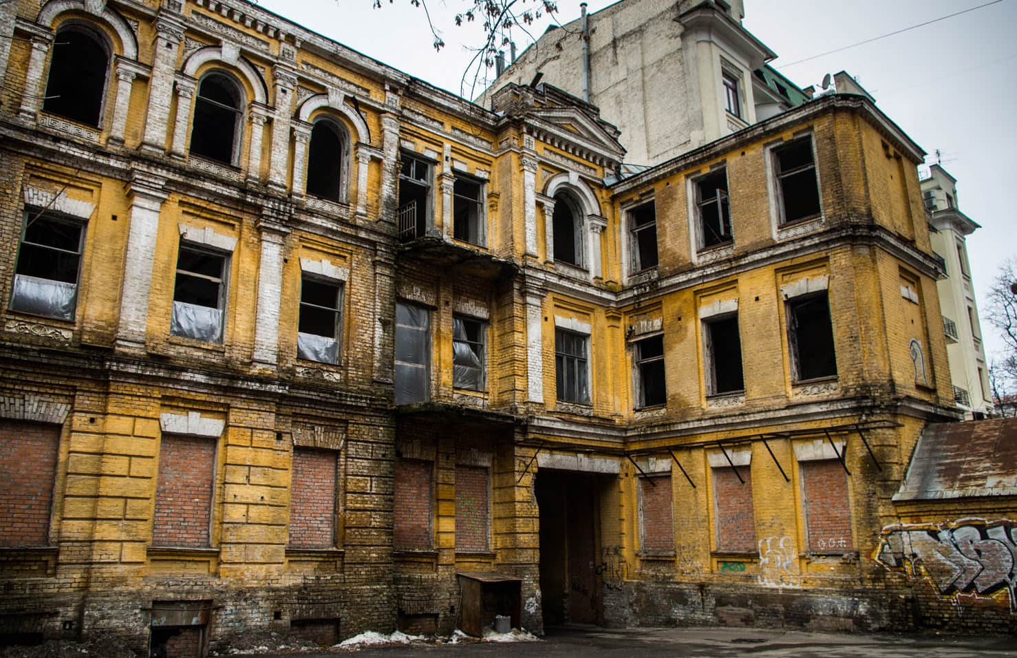 Sikorskyi House