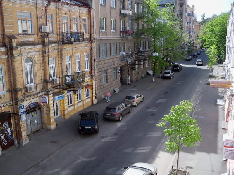 The Reitarska Str.