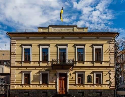 35, Volodymyrska Str. – the mansion of A.V. Beretti