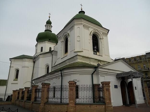 церковь Н.Притиска