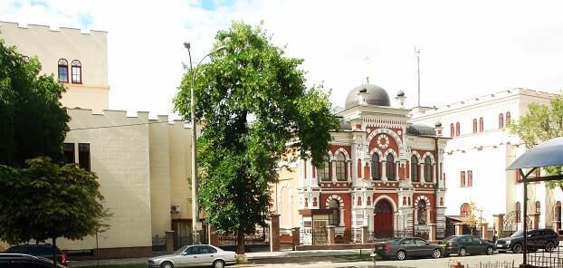 Shchekavytskaya Str.
