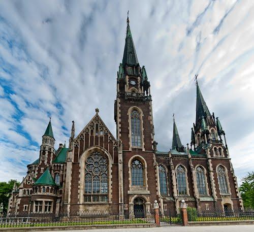 Olga and Elizabeth church
