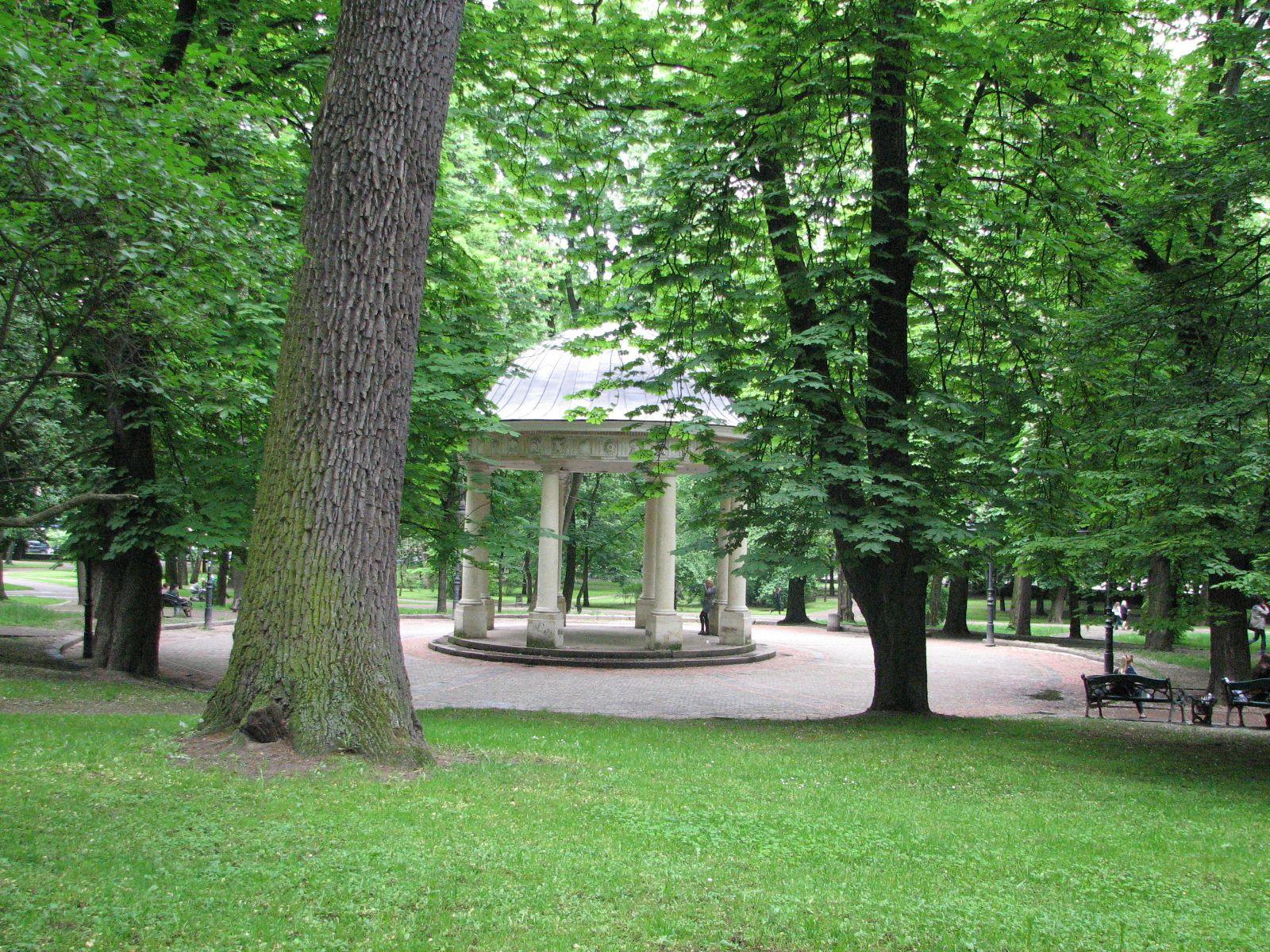 "Park ""Kosctuska"""