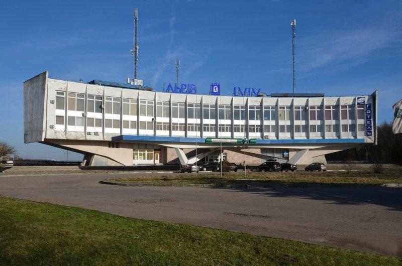 Striysky bus station