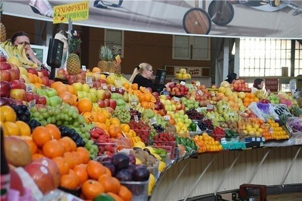 agricultural market Shuvar