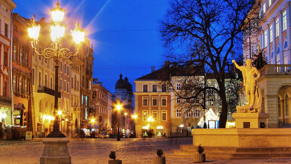 Lviv city tours