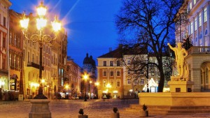 Travel to Lviv