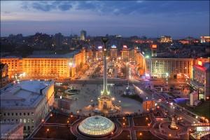 Translator guide in Kiev